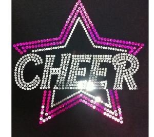 Cheer-Star-Sequin